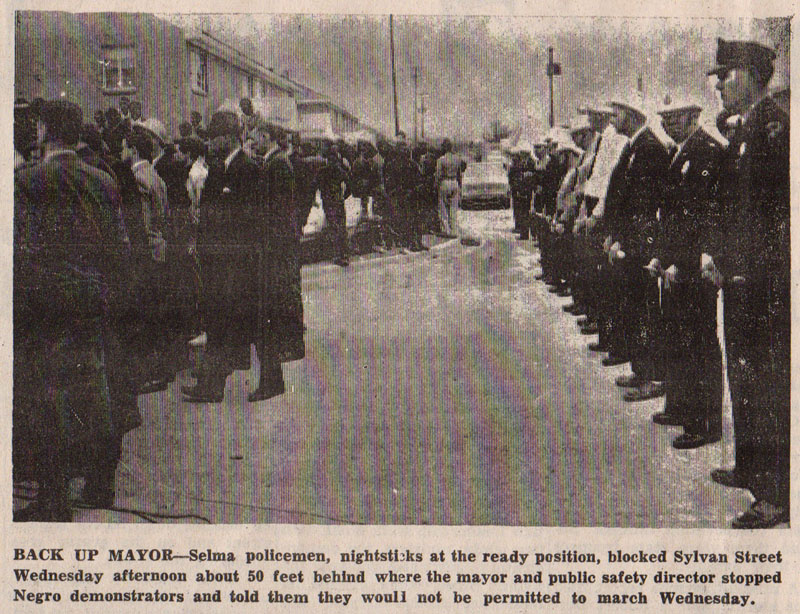 Selma Times, March 11, 1965, Photo 1, Pg 2 copy