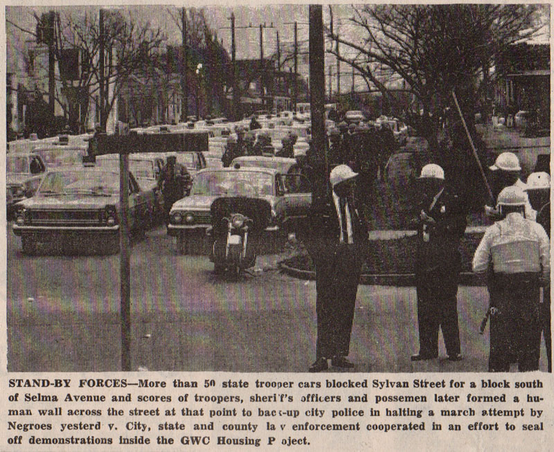 Selma Times, March 11, 1965, Photo 2, Pg 2 copy