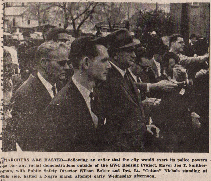Selma Times, March 11, 1965, Photo Cover Pg copy