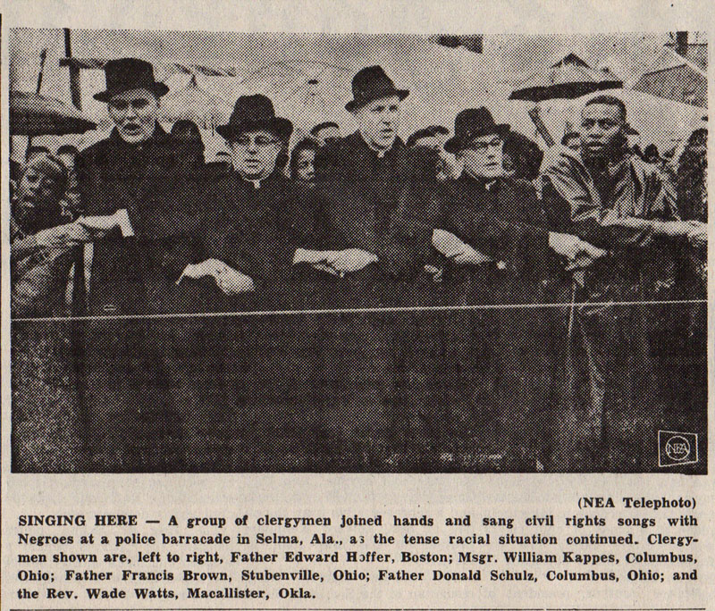 Selma Times, March 15, 1965 Photo Pg 2 copy