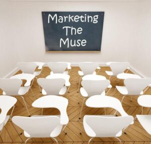 marketing the muse copy